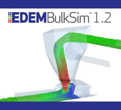 EDEM BulkSim离散仿真软件