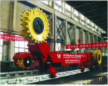 MGTY500/1200-WD电牵引采煤机