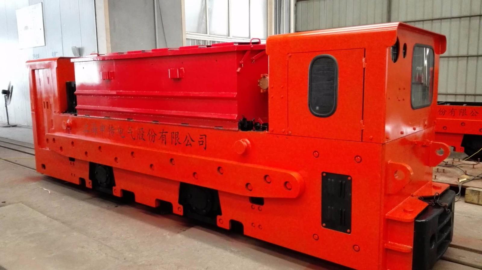 CTY系列、CTL系列防爆特殊型蓄电池电机车