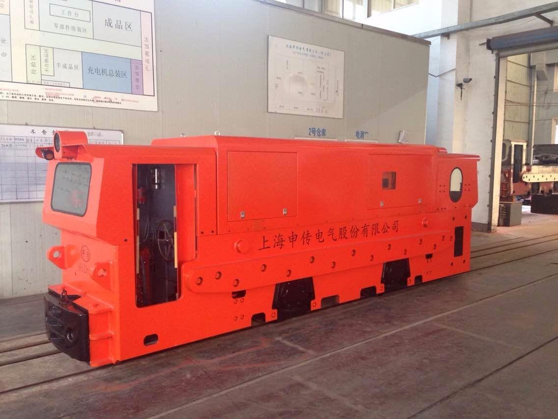 CBL系列防爆锂离子蓄电池电机车
