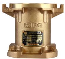 矿用隔爆型电缆连接器 LBG3-500(630)/3300