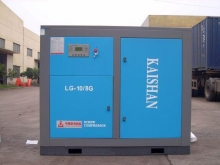 厂家供应焦作开山螺杆空压机 节能空压机 静音空压机