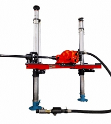 ZQJC-800/11.0S型气动架柱式钻机  煤矿钻机 探水谈瓦斯用 厂家直售