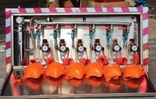 专业生产矿井压风供水自救装置厂家
