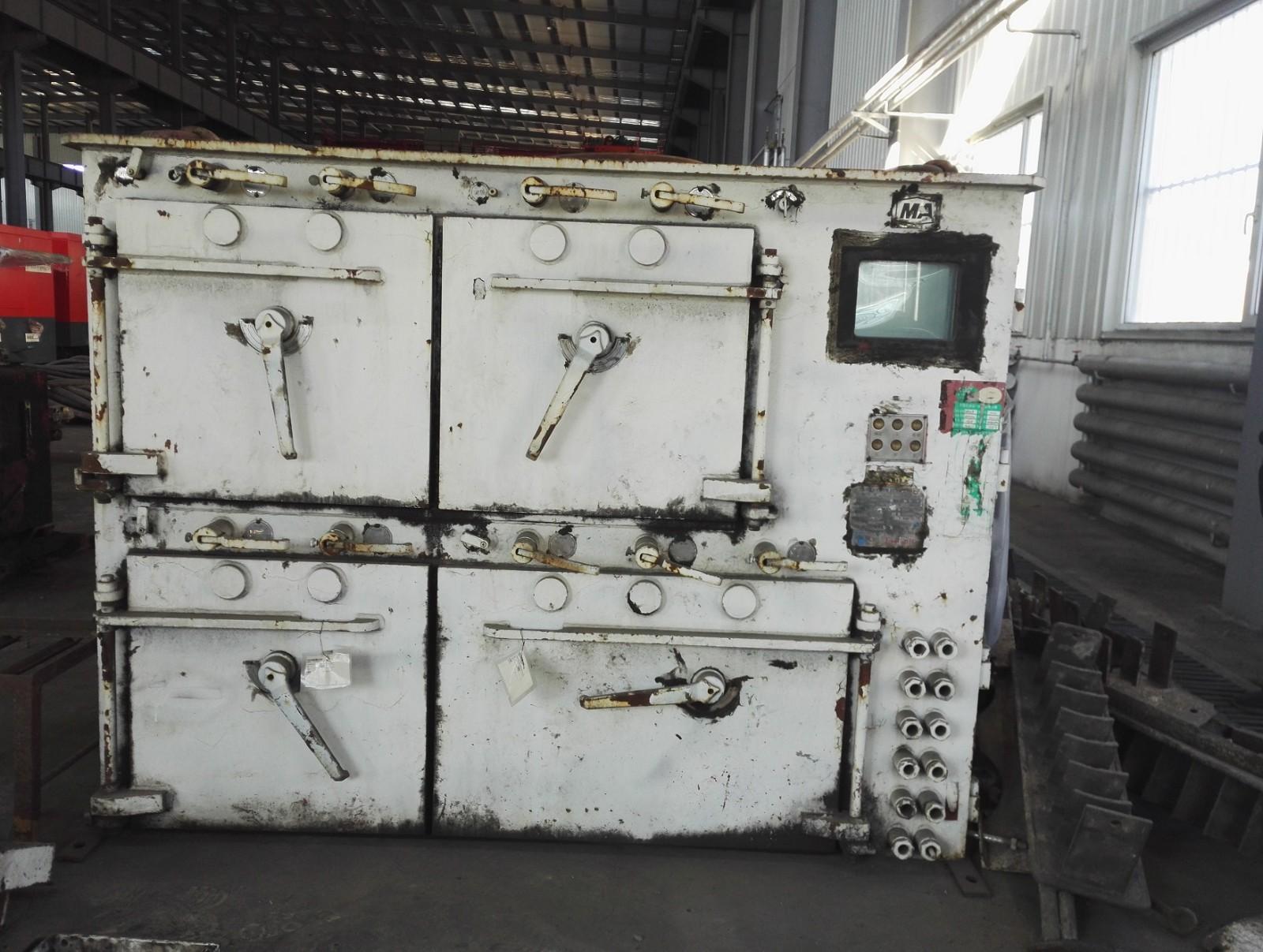 矿用组合电磁起动器