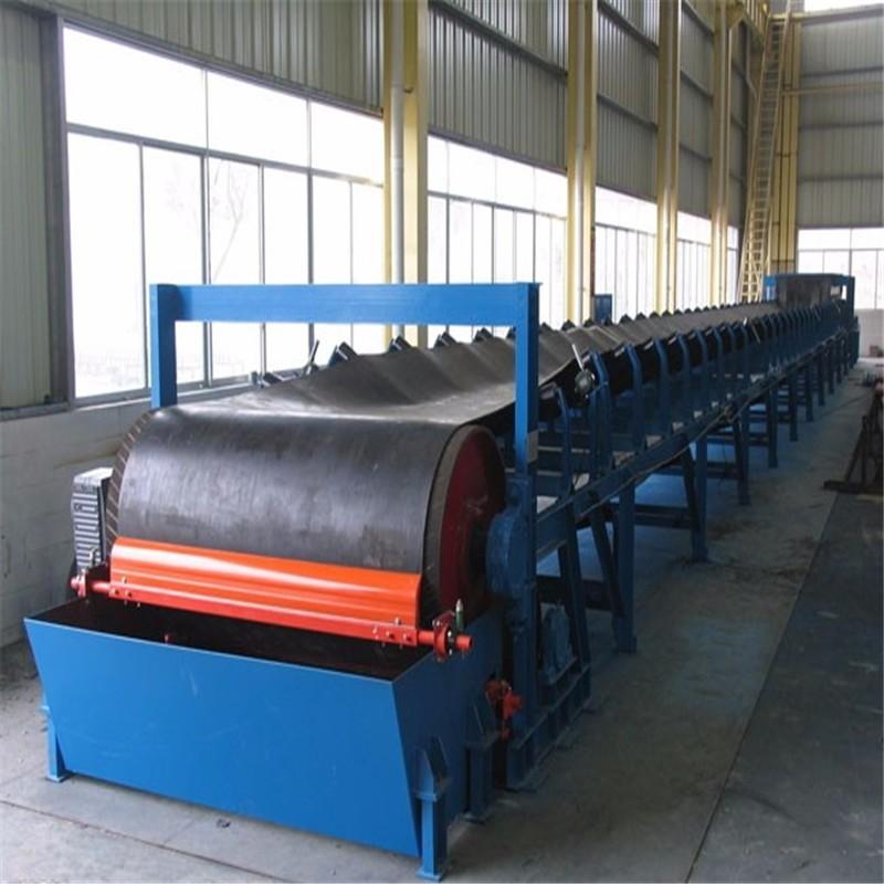 带式输送机皮带输送机皮带机固定可伸缩带式输送机厂家DSJ/DTII/DTL矿用带式输送机