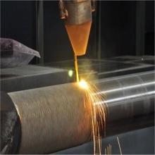 激光熔覆加工立柱熔覆激光表面处理激光焊接