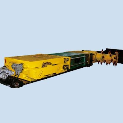 MG-100TP极薄煤层采煤机