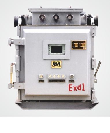 QBZ-120/1140N 矿用隔爆型可逆智能真空磁力起动器