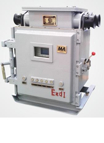 KBZ-400/1140Y 矿用隔爆型智能永磁真空馈电开关