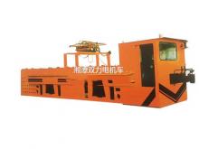 20吨架线式电机车