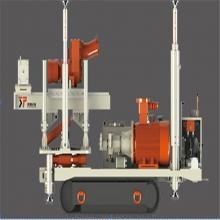 ZDY-L系列煤矿用履带式全液压坑道钻机(全方位型)