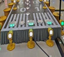 机场中光强B型障碍灯 中光强红光LED障碍灯民航认证