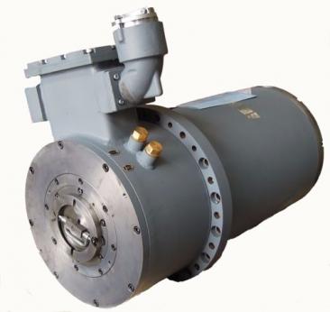 YBC3-30采煤机用隔爆型三相异步电动机