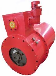 YBC3-300G采煤机用隔爆型三相异步电动机