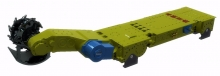 MG100/125-TBWD--单摇臂电牵引采煤机