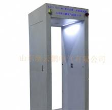 煤矿安全人员定位系统唯一性检测系统、井下人员定位唯一性系统
