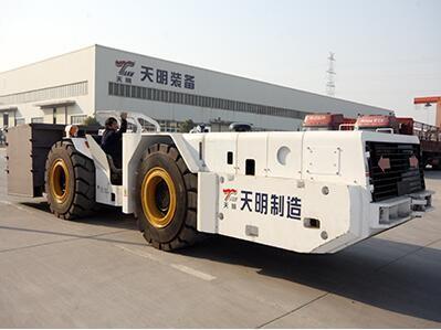 WC25E铲板式支架搬运车