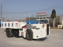 WCJ10E(A)平推式防爆柴油机无轨