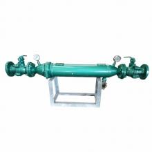 榆家梁矿井下喷雾用水过滤设备ZCL-1不锈钢全自动反冲洗过滤器