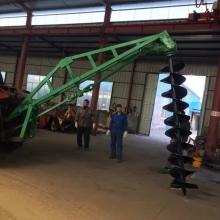 钻头悬挂挖坑机 挖坑机设备风清厂家