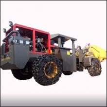 矿用装载机