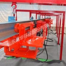 内蒙北华环保专业生产制造TDY-100/14型矿用单轨吊液压电缆单轨吊