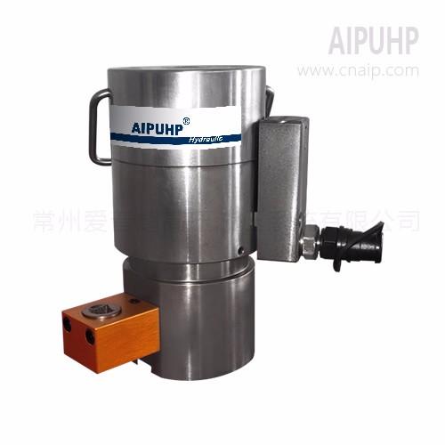 厂家直销 液压拉伸器 单级自动复位型