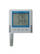 以太网TCP/IP协议网络温湿度传感器POE供电