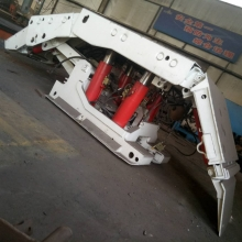 销售维修煤矿支护机械综采ZF5000/17/28型液压支架