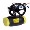 上海齿轮传动缩径全焊接球阀
