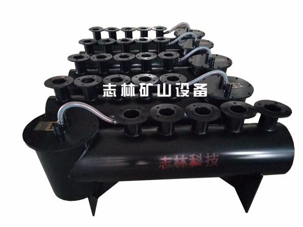 PCZ-L1-5多孔型 抽放瓦斯排渣自动集流卧式放水器