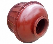 WGZ-I瓦斯专用干式阻火器