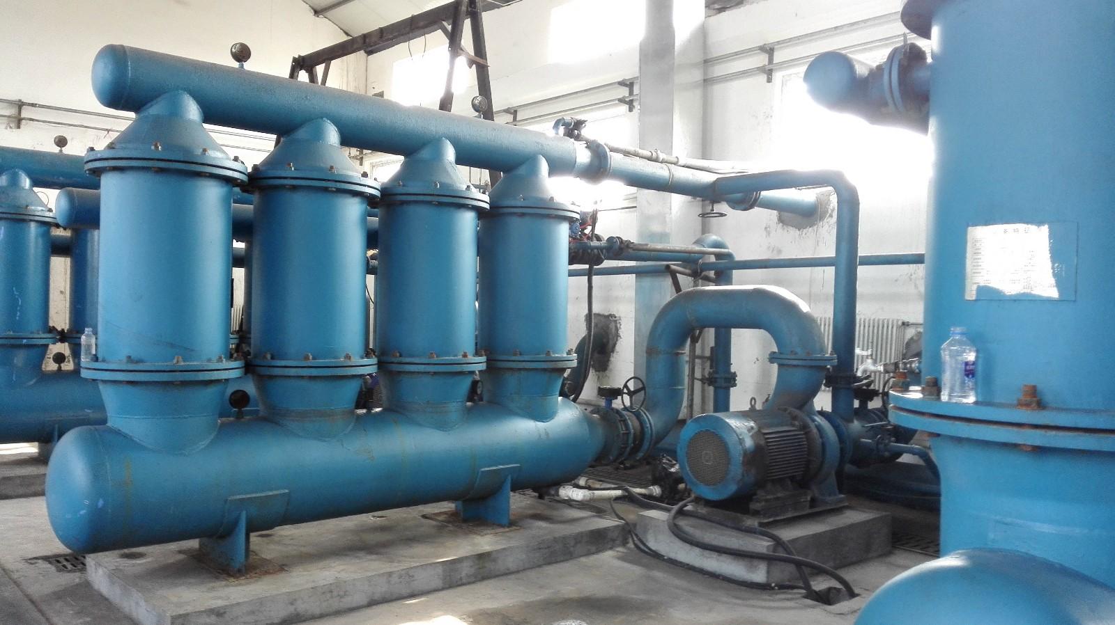 地面矿井水专用膜净化设备