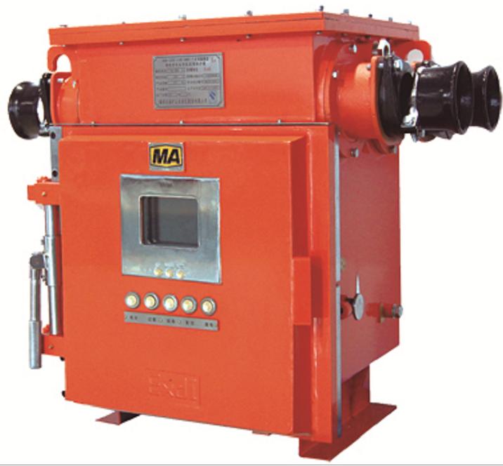 矿用隔爆型移动变电站用低压侧保护箱