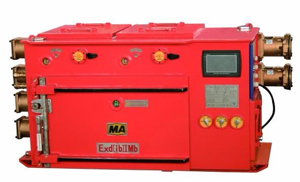 矿用隔爆兼本质安全型多回路(高压)真空电磁起动器系列