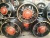 名舜生产矿车轮对 300矿车轮对 矿车配件价格