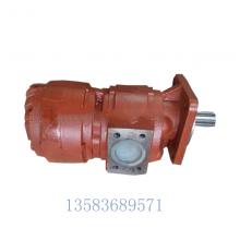 CBZ2系列高压单/双/多联齿轮泵