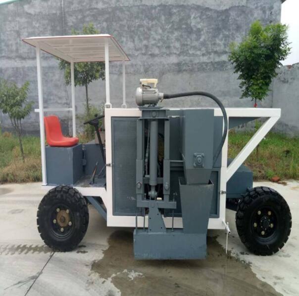 普华JY-4 路肩石成型机