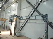 3节臂悬臂送丝机架