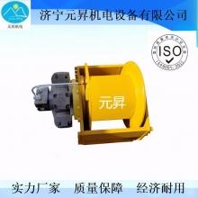 济宁随车吊用液压绞车 5.2吨高速液压卷扬机系统