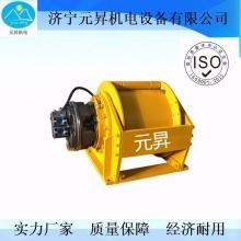 挖掘机拉树改装提升液压卷扬机 10吨液压绞车厂家