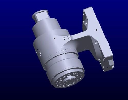 ML400连采机截割减速机10N0218A