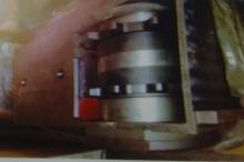 ML400连采机行走减速器11N0221A