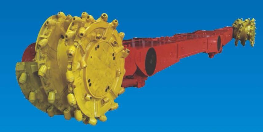 急倾斜电牵引采煤机