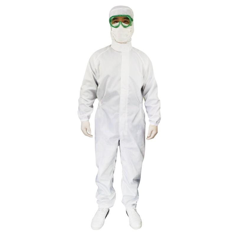 抗菌防尘防护服