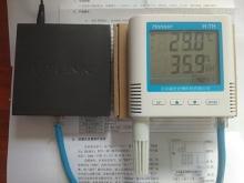 IP网口机房以太网温湿度传感器北京厂家