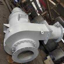 NWZX系列无压两产品重介质旋流器耐磨旋流器重介旋流器