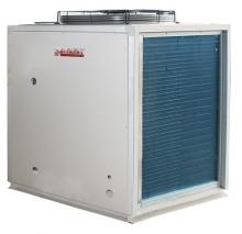 户式中央空调整体结构
