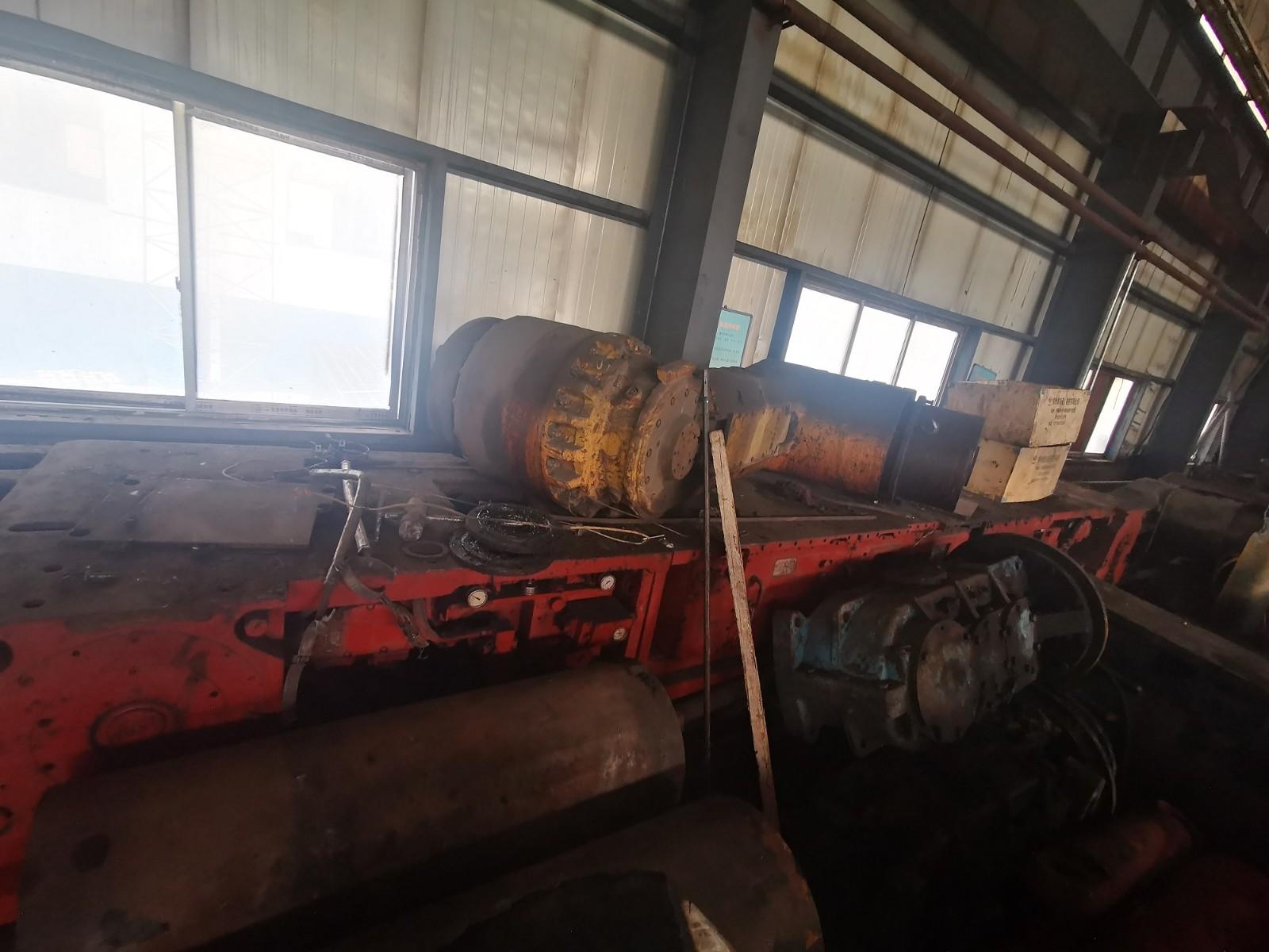 售 二手MGTY300/700-1.1D太矿采煤机